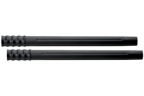 2 Suction pipes, Ø 35mm, 0.4m long, plastic (630314000)