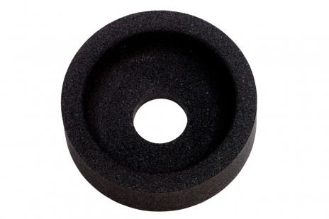 Cup wheel 80x25x22,23-65x15 A 80 M, steel (630727000)