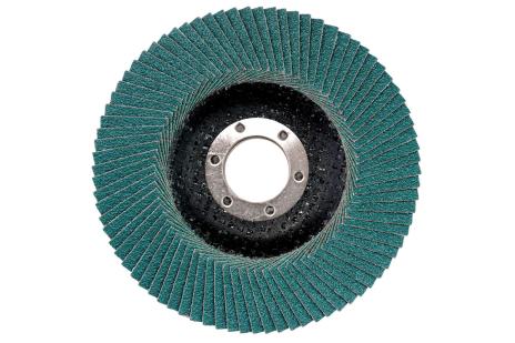 """Novoflex Flap Discs 4-1/2"""" x 5/8""""-11, Type 29, Grit: 120 (656455000)"""