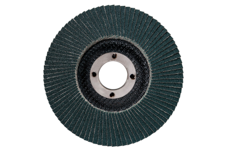 "Flexiamant Flap Disc 4-1/2"" x 7/8"", Type 27 High Density, Grit: 40 (656440000)"