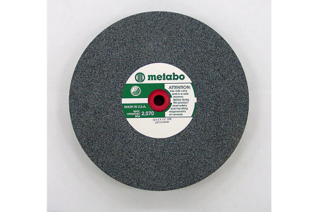"Vitrified Wheel 7"" x 1"" x 1"", Type 1, A80  (655413000)"