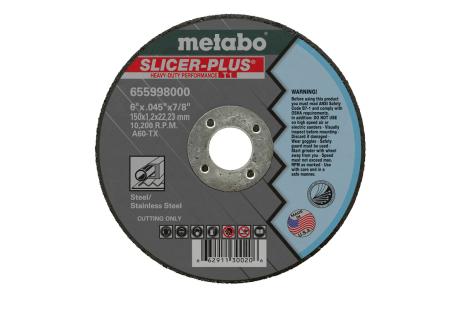 5x.045x 7/8 T27 Slicer Plus A60XT