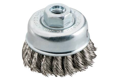 """Cup brush 65x0.35 mm / 5/8"""" stainless steel (623805000)"""