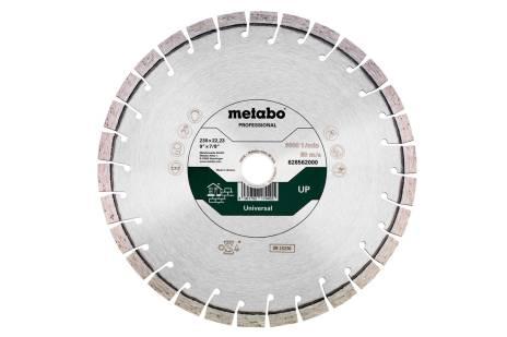 "Diamond Cutting Disc 230x22.23mm, ""UP"", Universal ""professional"" (628562000)"