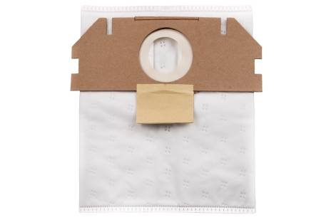 5 Fleece filter bags - 7.5l (630173000)