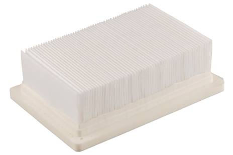 Pleated filter for AS 18 L PC, Dust class H (HEPA 13) (630175000)