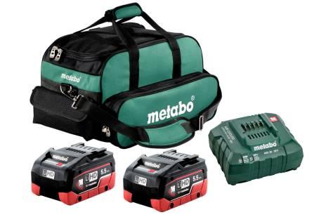 2x 5.5Ah LiHD Ultra-M Pro kit (US625342002)