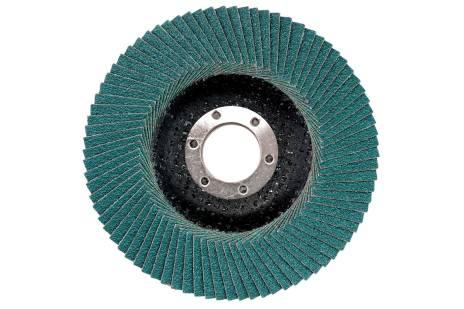 """Novoflex Flap Discs 7"""" x 5/8""""-11, Type 29, Grit: 80 (656484000)"""