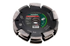 "Diamond cutting disc 3, 125x28,5x22,23mm, ""professional"", ""UP"", Universal (628299000)"