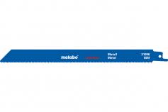 5 Reciprocating saw blades, metal, flexible, 225 x 0.9 mm (631494000)