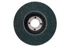 "Flexiamant Flap Disc 4-1/2"" x 7/8"", Type 27 High Density, Grit: 60 (656441000)"