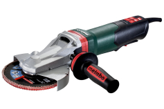"WEPBF 15-150 Quick (613085420) 6"" Flat-Head Angle Grinder"