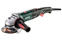 """WEV 1500-125 RT (601243420) 5"""" Angle grinder"""