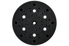 """Backing pad, 6"""" soft, perforated, f. SXE 450 (631156000)"""