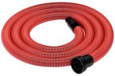 Suction hose Ø-35mm, L-13', A-58/25/35/45mm, antistatic (631370000)