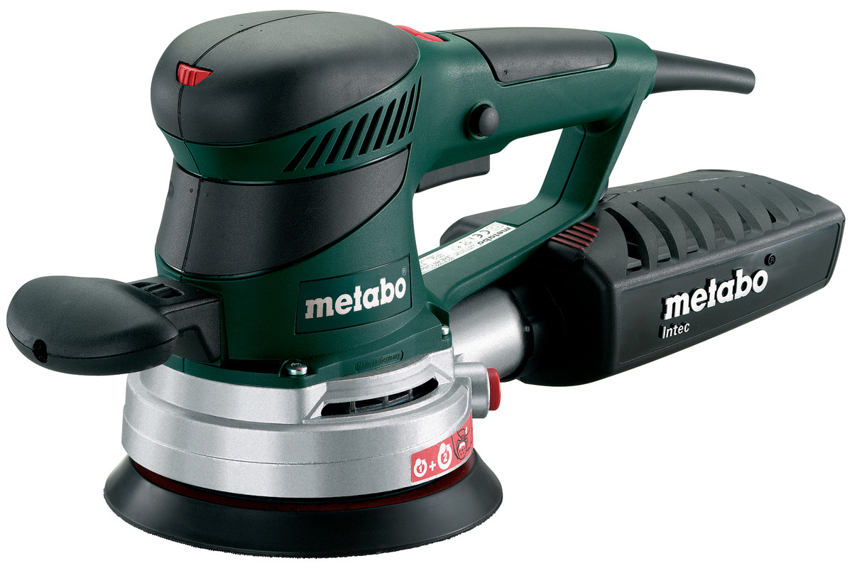 SXE 450 TurboTec (600129420) Random Orbital Sander | Metabo Power ...