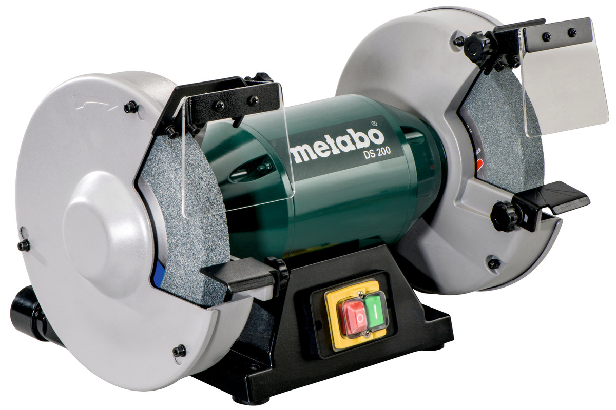 Ds 200 619200420 Bench Grinder Metabo Power Tools