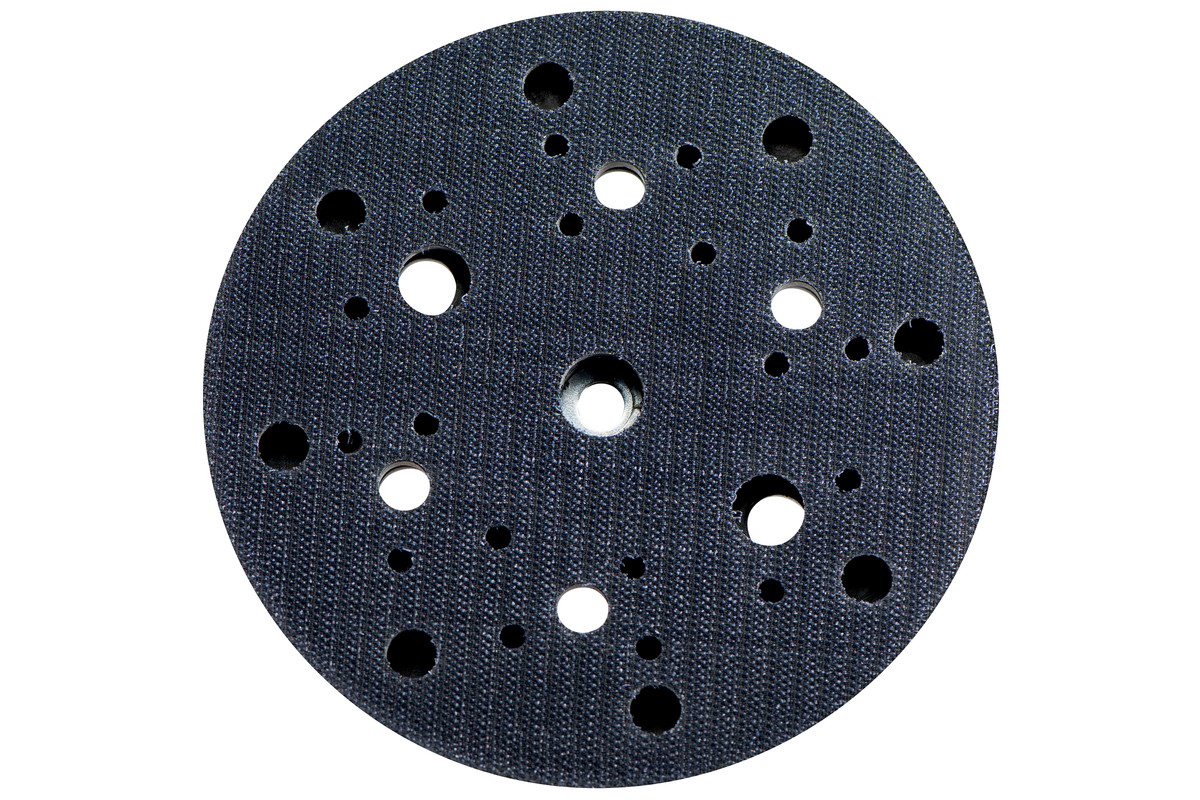 Backing pad 150 mm, with multi-perforation, SXE 3150 (624740000)