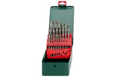 """HSS-G drill bit storage case, """"SP"""", 25 pieces (627154000)"""