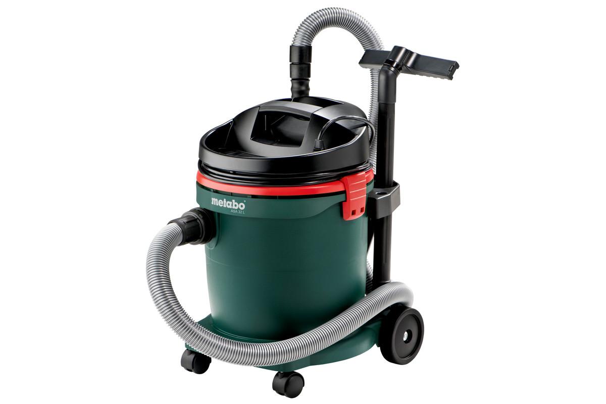 Asa 32 L 602013000 All Purpose Vacuum Cleaner Metabo