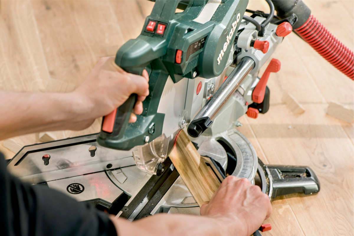 KGSV 72 Xact SYM (612216000) Mitre Saw | Metabo Power Tools